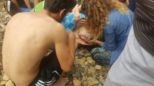 Şelaladen Düşen Genç Ağır Yaralandı