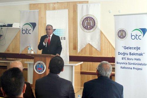 Selim'de BTC Destekli Girişimcilik Eğitimi