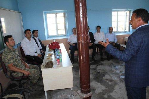 Selim'de Halk Toplantıları