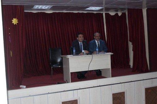 Selim'de KHGB Olağan Toplantısı Yapıldı