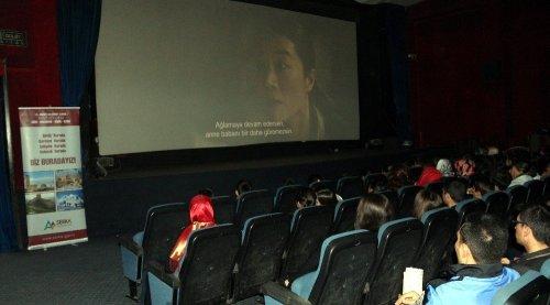 SERKA'da Öğrencileri 'Ayla'ya Götürdü