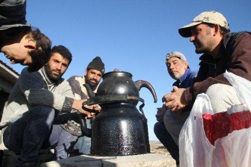 Sıcak Hava İnşaatçılara ve Çiftçilere Yaradı