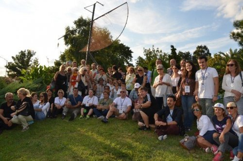 Sinop'ta Mutluluk Heykelleri Yapılıyor