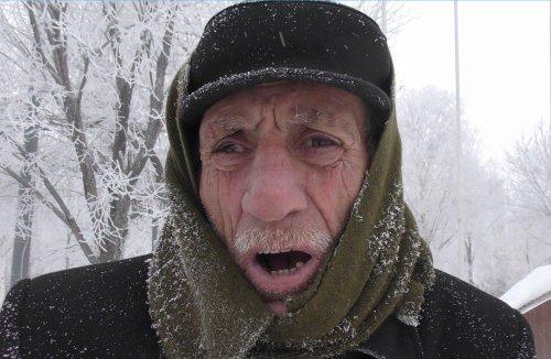 Soğuklar Göle'yi Esir Aldı