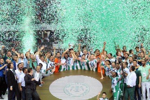 Süper Kupa'yı Konyaspor Kazandı