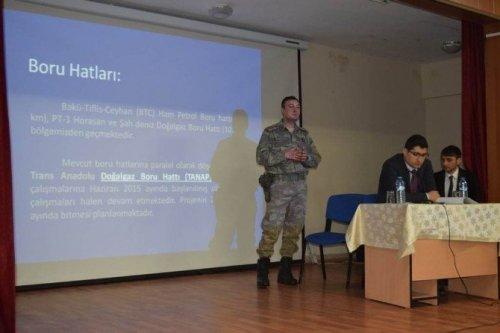 Susuz'da Güvenlik Toplantısı Yapıldı