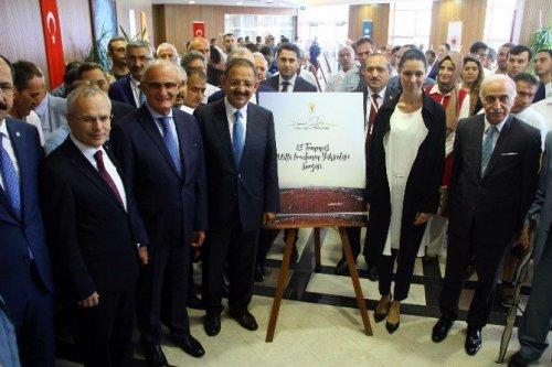 Tarihi Kentler Birliği Toplantısı Samsun'da Yapıldı