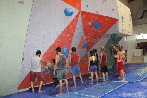 Tırmanış Milli Takım Kampı Malatya'da Yapılıyor