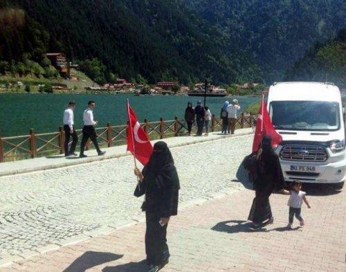 Trabzon'a Gelen Turist Sayısı 3'te 1 Oranında Düştü