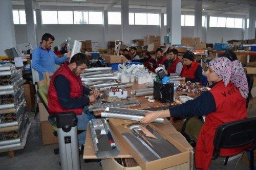 Trabzon'dan Dünyayı Isıtıyorlar