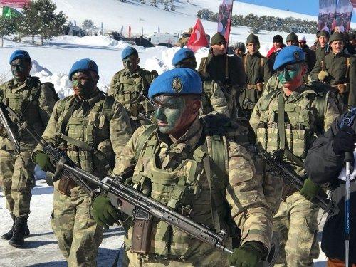 Türkiye Şehitleri İçin Yürüdü