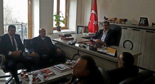 Türkiye Şeker, Genel Müdür Yardımcısı Kars'ta