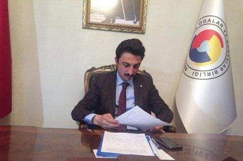 Türkiye'nin En Genç Oda Başkanı Alibeyoğlu