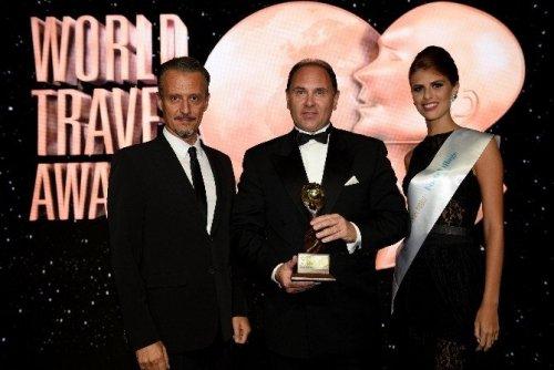 'Türkiye'nin En İyi Oteli Ödülü' Conrad İstanbul Bosphorus'un