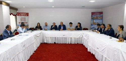 TÜRSAB, Bölgenin Turizmini Geliştirecek