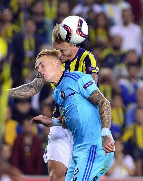 Uefa Avrupa Ligi'nde 'Fener'li Gece