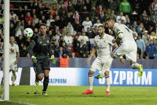 Uefa Süper Kupa Real Madrid'in