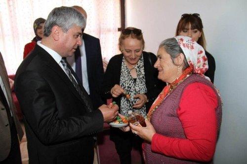 Vali ve Belediye Başkanı'ndan Bayram Ziyareti