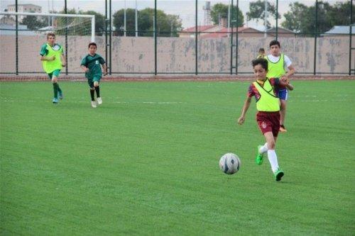 Yaz Kur'an Kursları Camiler Arası Yıldızlar Futbol Turnuvası Sona Erdi