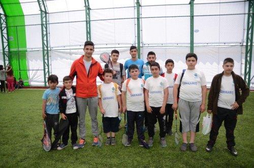 Yaz Spor Okulları'na Sarıkamış'ta Yoğun İlgi