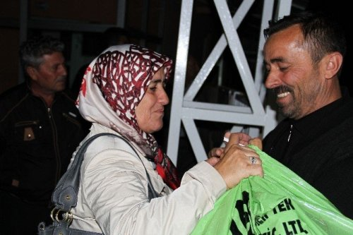 Yozgat'ta Cezaevinden Tahliyeler Başladı