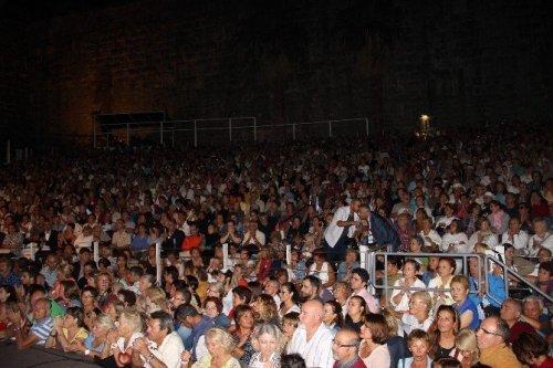 Zeki Müren'i Anma Konseri'nde İzdiham