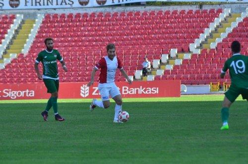 Ziraat Türkiye Kupası'nda Kars Rüzgarı