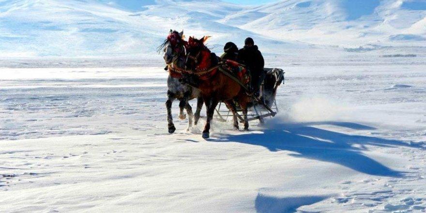 Çıldır'ın Atlı Kızakları ve Doğu Ekspresi