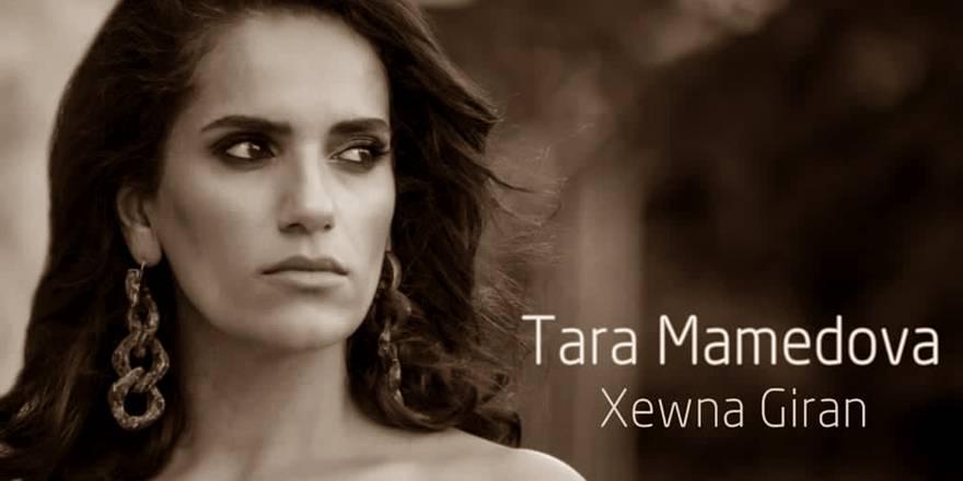 Tara Mamedova'dan Yeni Albüm